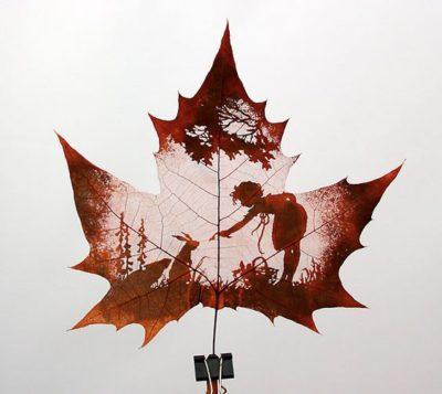 Для тех, кто не любит осень — просто добавьте воображения!