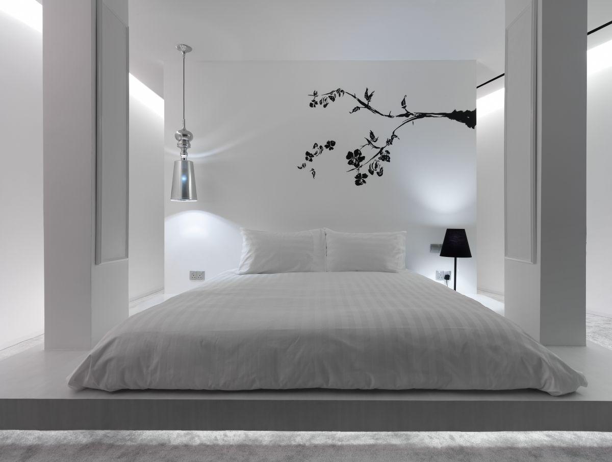 дизайн проекты спальни